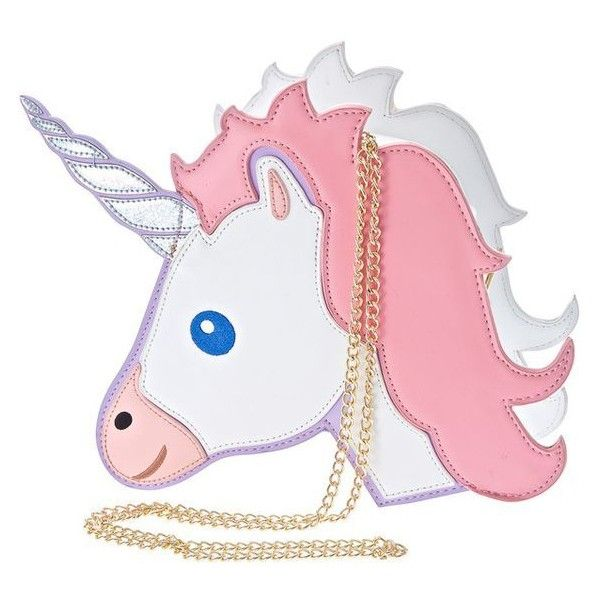 Nila Anthony Unicorn Bag ❤ Liked On Polyvore Featuring Bags