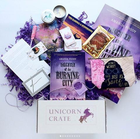 Past Boxes – Unicorn Crate