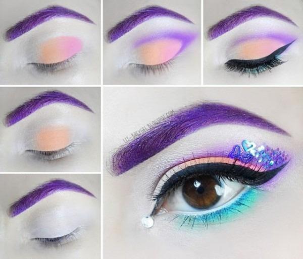 Pastel Unicorn Carnival 2017 Makeup Tutorial