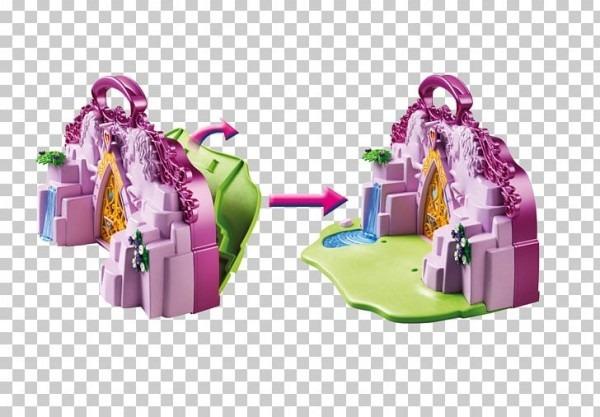 Playmobil Take Along Fairy Unicorn Garden 6179 Amazon Com Toy