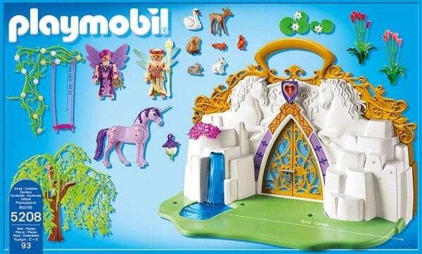 Playmobil Take Along Unicorn Fairy Land 5208