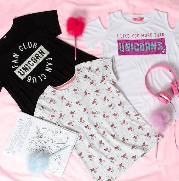 Primark Launch A Candy Coloured 'unicorn Uniform' For Kids… And