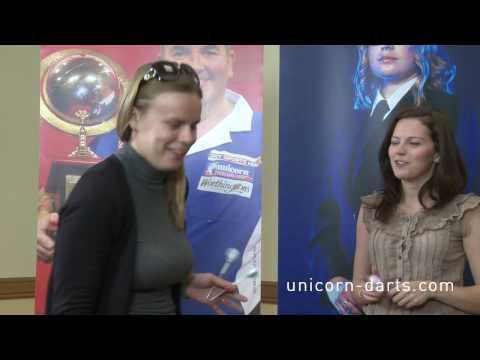 Róisín's Unichat With Anastasia Dobromyslova