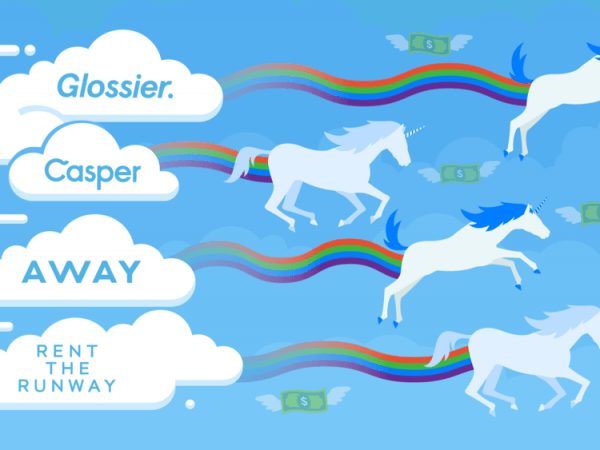 Retail Unicorns In 2019  Casper, Glossier, Away, And Rent The