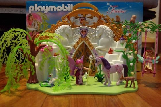 Review  Playmobil