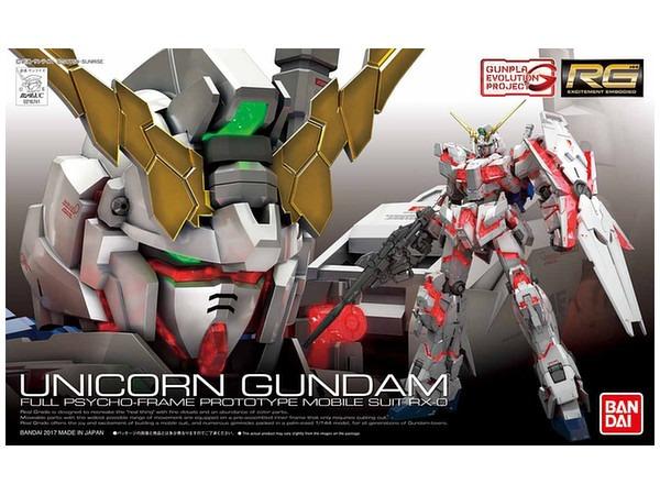 Rg Unicorn Gundam Rx