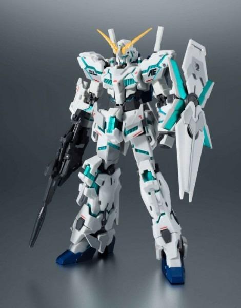 Robot Spirits Unicorn Gundam Destroy Mode (final Battle Ver