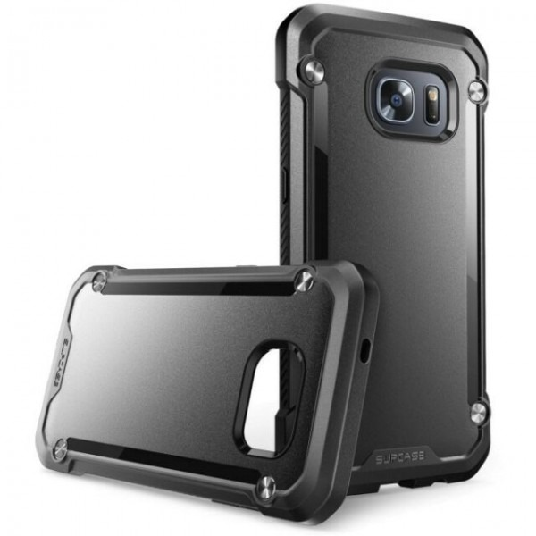Samsung Galaxy S7 Edge Case Supcase Unicorn Beetle Premium Hybrid