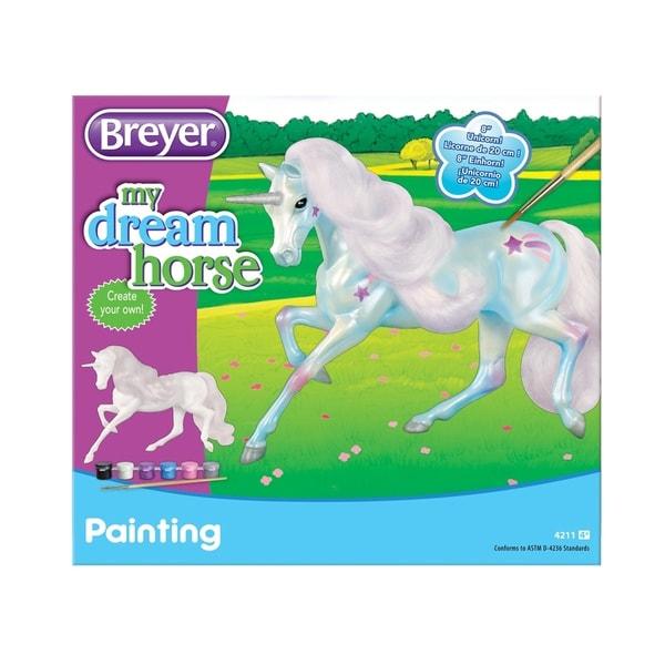 Shop Breyer My Dream Horse Paint Your Own 8  Unicorn Kit