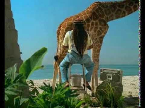 Skittles Banned Commercial  Giraffe