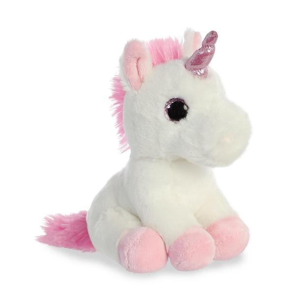 Sparkle Tales 7 Sprinkles Purple Unicorn Plush Soft Toy Stofftiere