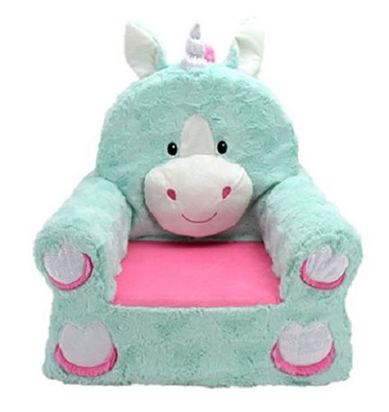 Sweet Seats Unicorn Kids Chair