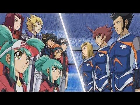 Team 5ds Vs Team Unicorn Amv