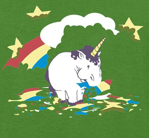 This Fabulous Unicorn Listened To The Skittles Commercial