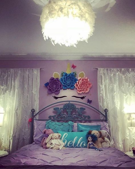 Top 25+ Beautiful Unicorn Room Decoration Ideas To Have An Amazing
