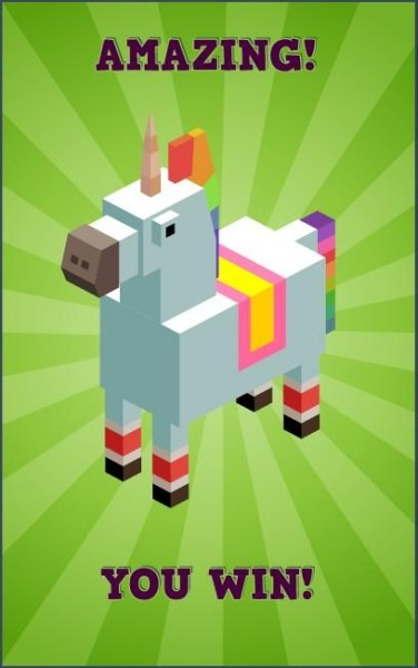 Unicorn 2048 For Android