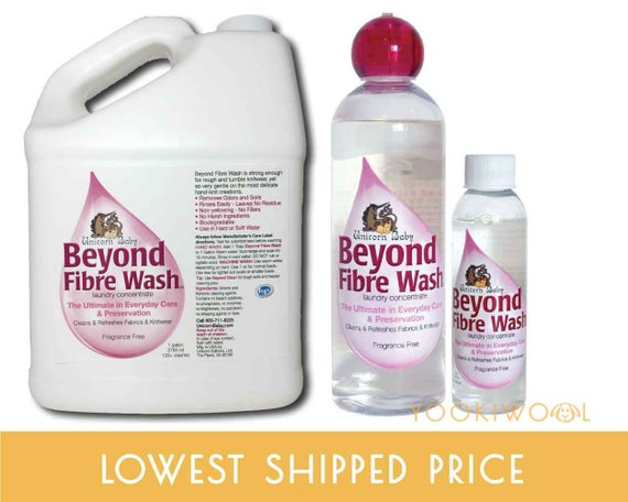 Unicorn Beyond Fibre Wash Wool Wash Delicate Detergent