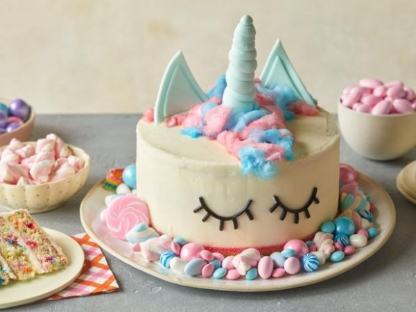 Unicorn Cake Recipe