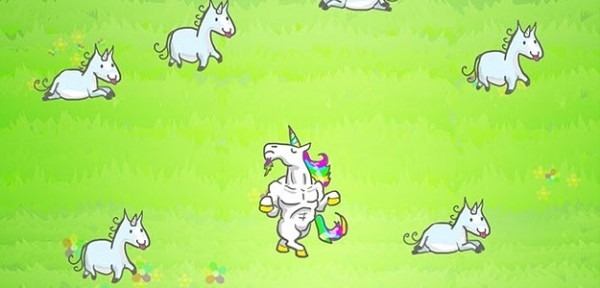 Unicorn Evolution Party » Android Games 365
