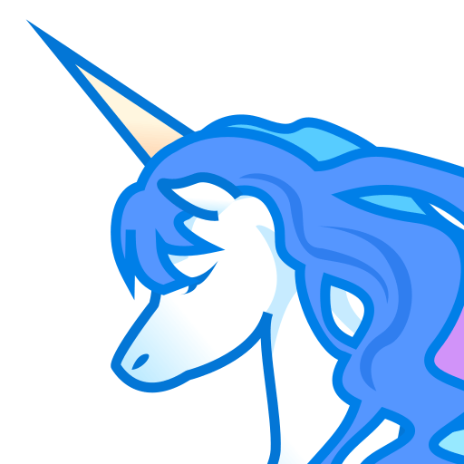 Unicorn Face Emoji For Facebook, Email & Sms