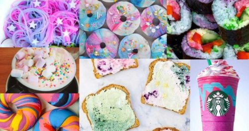 Unicorn Food  Where To Get It + How To Make It
