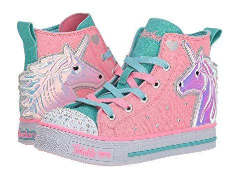 Unicorn Light Up Shoes For Ava Size 9