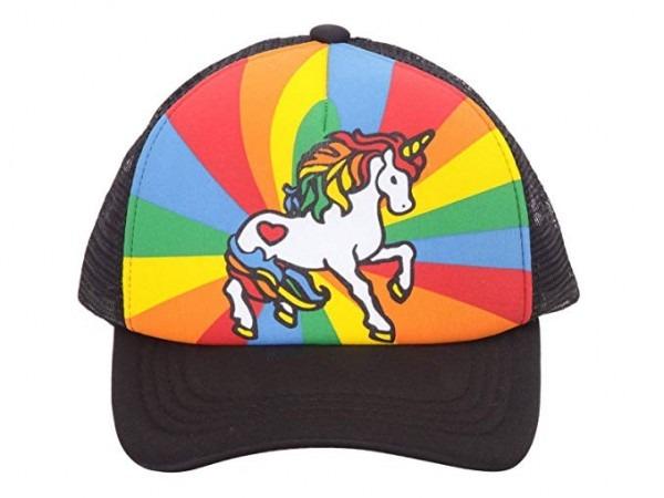 Unicorn Mesh Trucker Hat