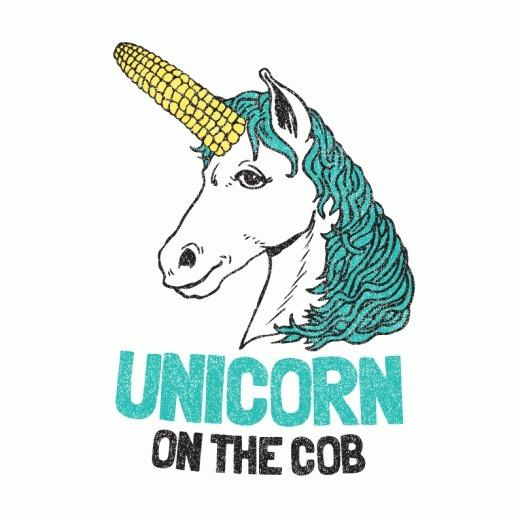 Unicorn On The Cob — Tshirtvortex
