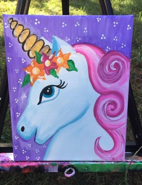 Unicorn Paint Party Download