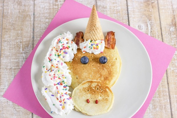 Unicorn Pancakes Perfect For Kids