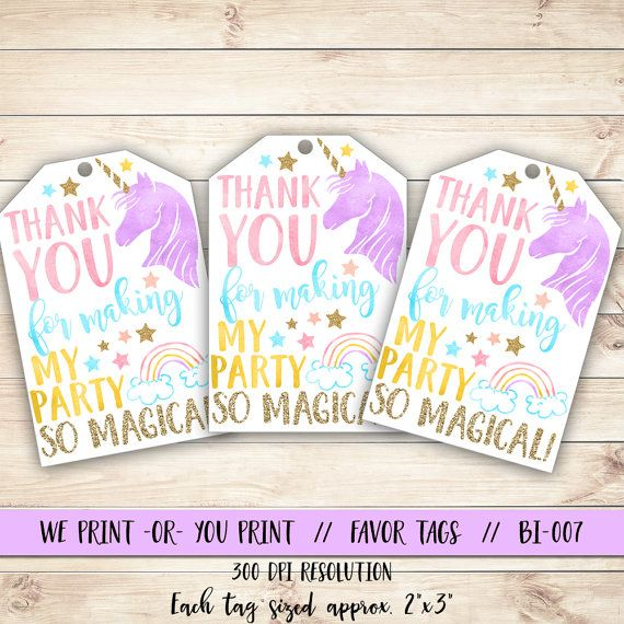 Unicorn Party Decorations For A Magical Birthday Celebration