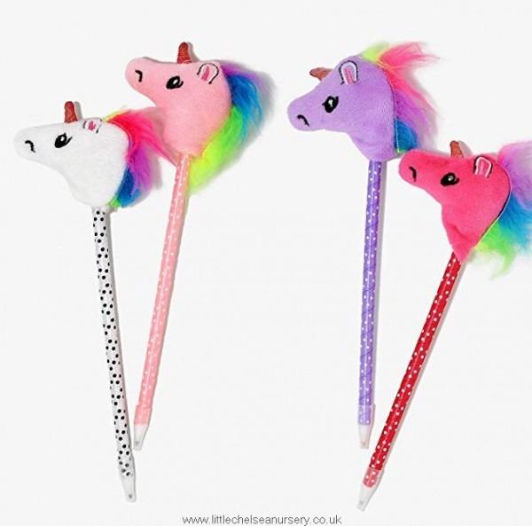 Unicorn Pen Party Favor Supplies