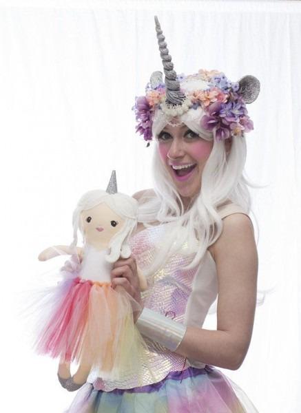 Unicorn Princess Plush Doll  These Dolls Just Keep Getting Better