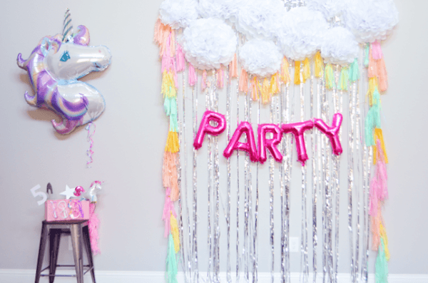 Unicorn Themed Parties London