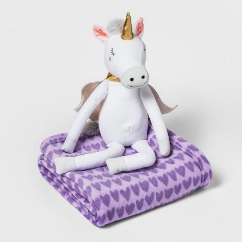 Unicorn Throw Buddy