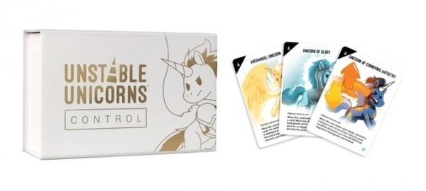 Unstable Unicorns Stampede Back To Kickstarter