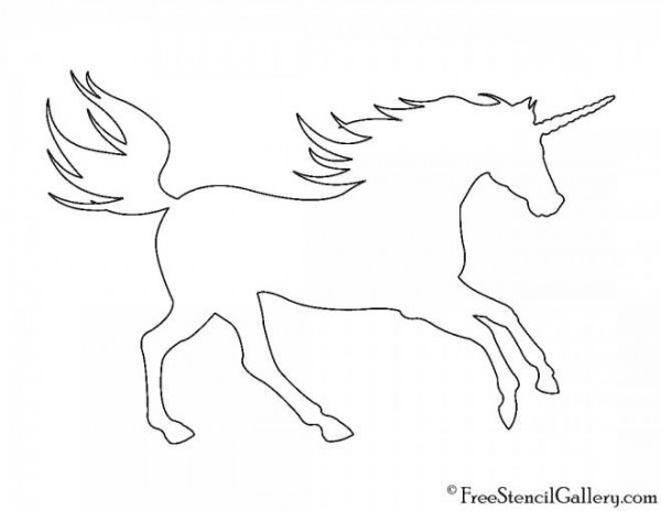 37 The Unicorn Pumpkin Carving Pattern Free New Review
