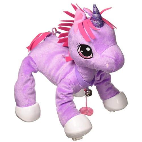 Amazon  Purple Unicorn Toy $14 97 (reg  $23 75)