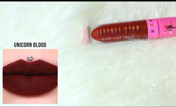 Amazon Com   Jeffree Star Liquid Lipstick~unicorn Blood~   Beauty