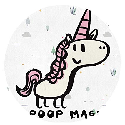 Amazon Com   Jist Zovi Unicorn I Poop Magic Comfortable Non