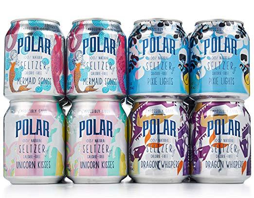 Amazon Com   Polar 100  Natural Seltzer Jr