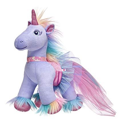 Amazon Com  Build A Bear Workshop Enchanted Pastel Plush Unicorn