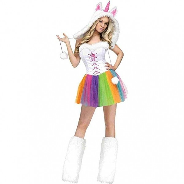 Amazon Com  Fun World Women's Unicorn Costume  Clothing