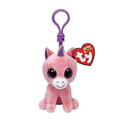 Amazon Com  Ty Beanie Boo Mini Magic Unicorn