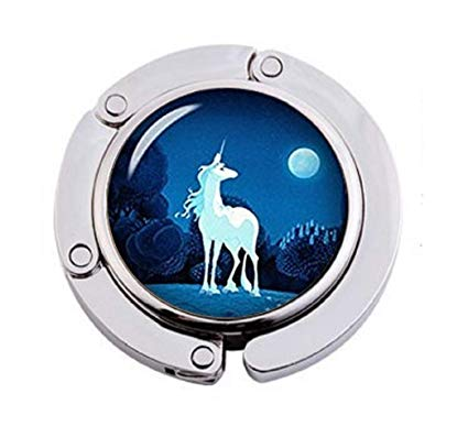 Amazon Com  Unicorn Hook Coat Rack Bag The Last Unicorn