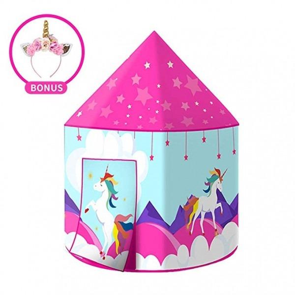 Amazon Com  Wonder Space Princess Unicorn Play Tent, Fairy Unicorn
