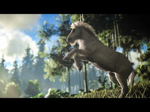 Ark The Island Map, Swamp Unicorn
