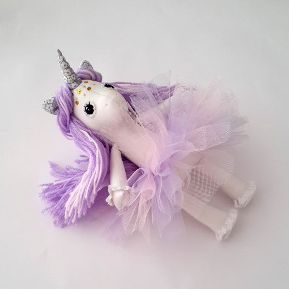 Baby Girl Gift Unicorn Plush Animal Unique Toy Gift Baby Stuff