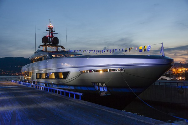 Baglietto Present Two Decadent Yachts Fast And Unicorn