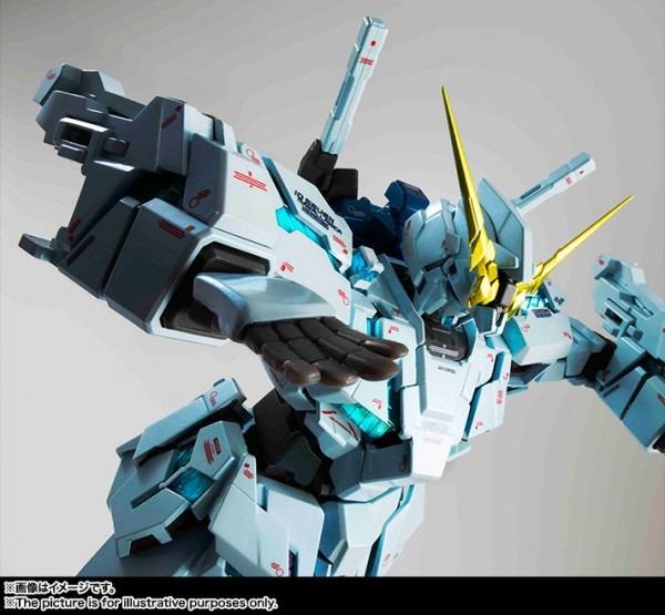 Bandai Gundam Fix Figuration Metal Composite Gffmc Unicorn Gundam